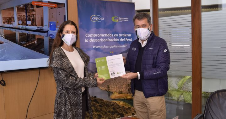 OPP Film recibe certificado de energía renovable de Celepsa