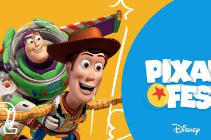 Pixar Fest: Disney presenta productos inspirados en los personajes más queridos de la plataforma