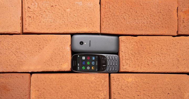 ¿Sabías que el icónico modelo Nokia 6310 cumple 20 años?