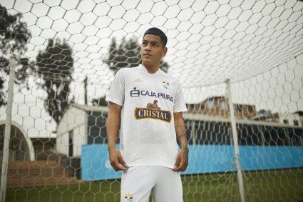 Sporting Cristal presenta su nueva camiseta con tecnología Aeroready