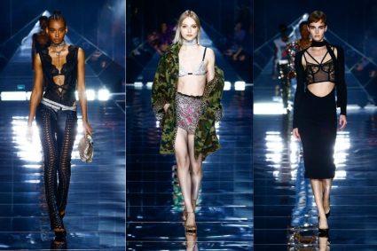 Dolce y Gabbana brillan en la Semana de la Moda de Milán