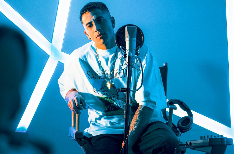 Andy Rivera cautivó a sus seguidores con el estreno de «Fuego»