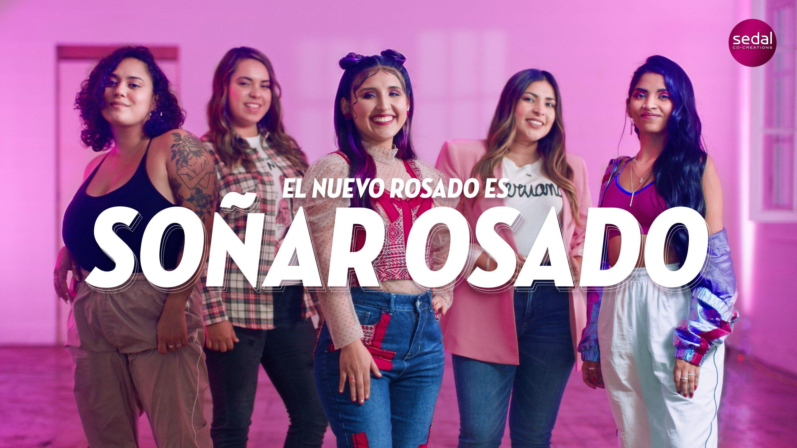 «El nuevo rosado es soñar osado»: La campaña que busca inspirar a peruanas que cumplan sus sueños