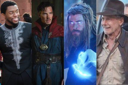 Disney anunció el retraso de películas de Marvel y nueva Indiana Jones