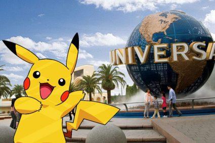 Pokémon se une a Universal Studios Japón y tendrá atracciones en su parque temático